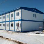 Модульное здание для ФГУП «ПО «МАЯК» в город Озерск